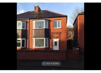 Thumbnail 3 bed semi-detached house to rent in Sheppard Road, Doncaster