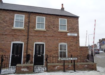 Thumbnail 3 bed terraced house to rent in Railway Terrace, Bridlington
