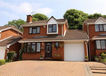 Thumbnail 3 bed detached house for sale in Botany Drive, Dudley