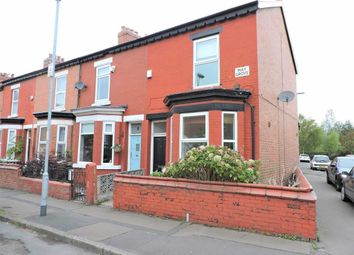 Thumbnail 2 bed end terrace house for sale in May Grove, Burnage, Manchester
