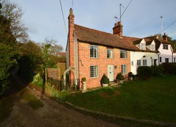 Thumbnail 3 bed end terrace house to rent in Pye Corner, Castle Hedingham, Halstead