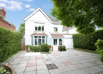Thumbnail 4 bedroom detached house for sale in Hamble Lane, Hamble, Southampton