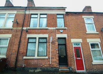 Thumbnail 4 bed terraced house for sale in Upper Boundary Road, Derby