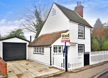 Thumbnail 2 bed detached house for sale in Five Oak Green Road, Five Oak Green, Tonbridge, Kent