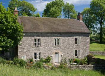 Thumbnail 10 bed country house for sale in Slade House Farm, Ilam, Ashbourne, Derbyshire