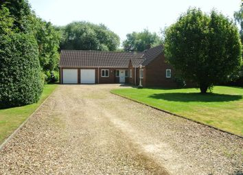 Thumbnail 4 bedroom detached bungalow to rent in Manthorpe Road, Grantham