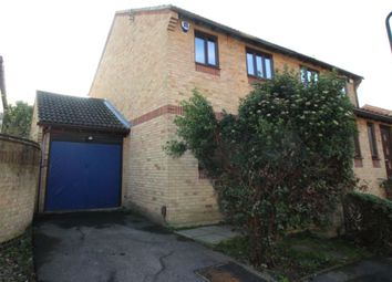 Thumbnail 3 bed semi-detached house for sale in Redwing Road, Walderslade, Chatham