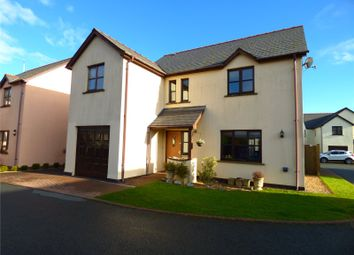 Thumbnail 4 bed detached house for sale in Brook Meadows, Sageston, Tenby