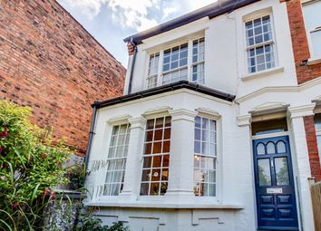 Thumbnail 4 bed end terrace house for sale in Cromwell Road, Muswell Hill