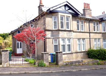 Thumbnail 2 bed flat for sale in 8, Auchnacloich Road, Rothesay, Isle Of Bute