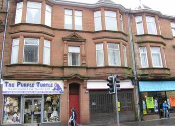 Thumbnail 2 bed flat to rent in Titchfield Street, Kilmarnock