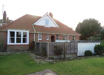 Thumbnail 3 bed detached house for sale in Arbor Hill, Cromer