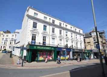 Thumbnail 1 bed flat to rent in Evelyn House, 14-15 Wellington Street, Teignmouth, Devon