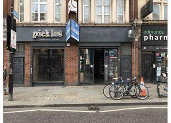 Thumbnail Retail premises to let in 43-45 Kingsland High Street, Dalston