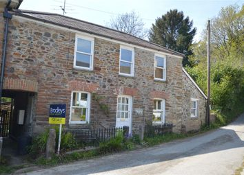 Thumbnail 2 bed semi-detached house for sale in Herodsfoot, Liskeard, Cornwall