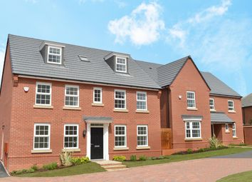 "Thumbnail 5 bed detached house for sale in ""Buckingham"" at Mahaddie Way, Warboys, Huntingdon"