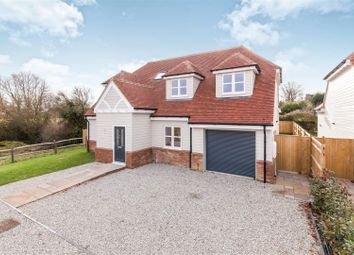 Thumbnail 4 bed detached house for sale in Lilac Drive, Broad Oak, Rye