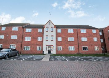 Thumbnail 2 bedroom flat for sale in Hobby Way, Heath Hayes, Cannock