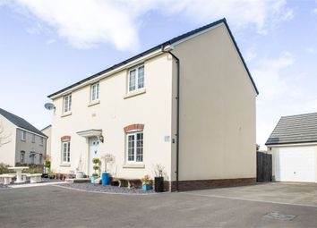 Thumbnail 4 bed detached house for sale in Shrewsbury Avenue, Monmouth