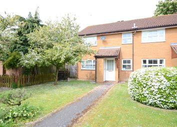 Thumbnail 1 bed maisonette for sale in Burwell Close, Lower Earley, Reading