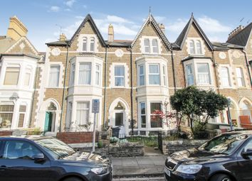 Thumbnail 3 bed flat for sale in Kings Road, Pontcanna, Cardiff