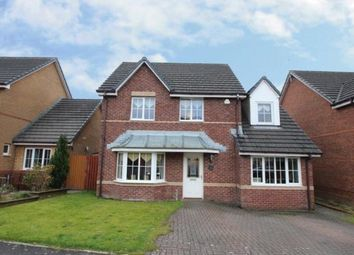 Thumbnail 4 bed detached house for sale in Thirlfield Wynd, Livingston, West Lothian