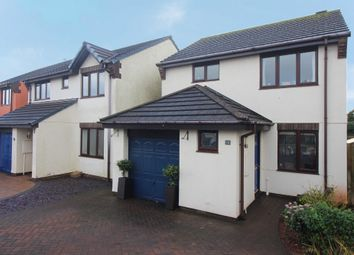 Thumbnail 4 bed detached house for sale in Chartwell Close, Paignton