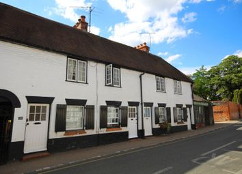 Thumbnail 2 bed terraced house for sale in High Street, Wargrave, Reading