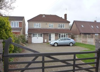 Thumbnail 3 bed detached house for sale in Park Lane, Frampton Cotterell, Bristol