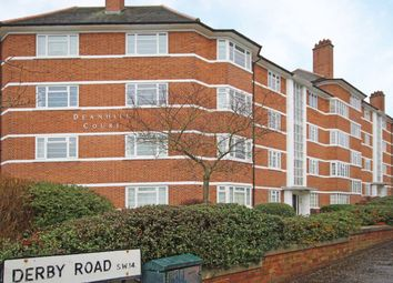Thumbnail 2 bed flat to rent in Deanhill Court, Upper Richmond Road West, London