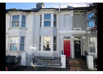 Thumbnail 6 bedroom terraced house to rent in Newmarket Road, Brighton