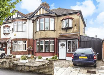 Thumbnail 3 bed semi-detached house for sale in Wordsworth Avenue, South Woodford, London