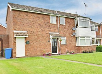 Thumbnail 2 bedroom flat for sale in Woodhall Way, Beverley
