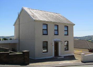 3 bed detached house for sale in Heol Y Meinciau, Pontyates, Llanelli, Carmarthenshire. SA15