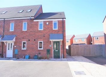 Thumbnail 2 bed end terrace house for sale in Culey Green Way, Birmingham