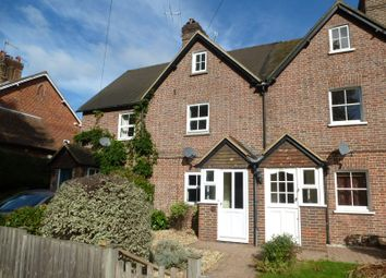 Thumbnail 2 bed terraced house to rent in Camelsdale Road, Haslemere