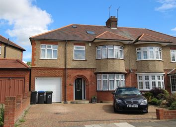 Thumbnail 4 bed semi-detached house to rent in Riversfield Road, Enfield