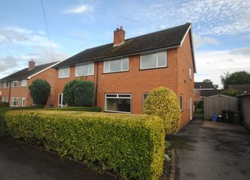Thumbnail 3 bed semi-detached house to rent in Ashley View, Market Drayton