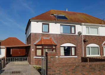Thumbnail 3 bed semi-detached house for sale in Westfield Crescent, Porthcawl