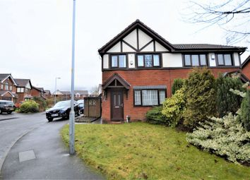 Thumbnail 3 bed semi-detached house for sale in Greenheys, Droylsden, Manchester