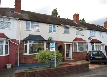 Thumbnail 3 bedroom terraced house for sale in Collins Road, Wednesbury