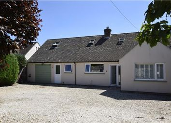 Thumbnail 4 bed detached bungalow to rent in Stonesfield Road, Combe, Witney, Oxon