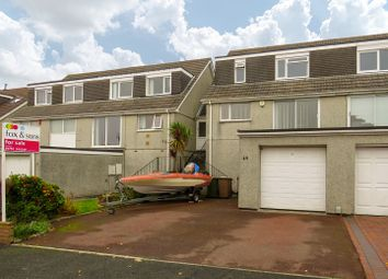 Thumbnail 4 bed semi-detached house for sale in Tithe Road, Plympton, Plymouth