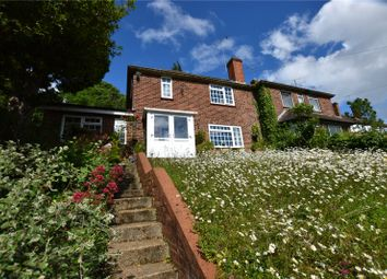 Thumbnail 3 bedroom semi-detached house for sale in Wontford Road, Purley, Surrey