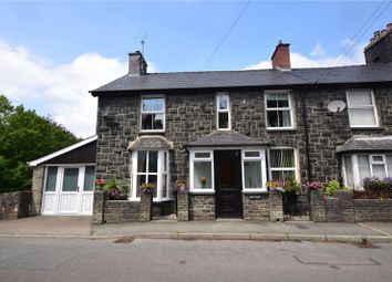Thumbnail 4 bed end terrace house for sale in Cemmaes, Machynlleth, Powys