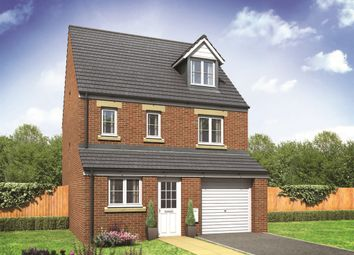 "Thumbnail 4 bed detached house for sale in ""The Rockingham"" at Arcaro Road, Andover"