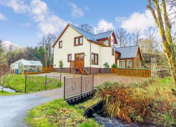 Thumbnail 4 bed detached house for sale in Glen Lonan Road, Taynuilt
