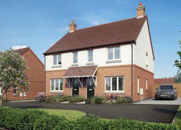 Thumbnail 3 bed property for sale in Worthington Lane, Newbold Coleorton, Coalville