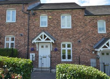 Thumbnail 3 bed terraced house to rent in Lake View, Pontefract