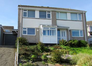 Thumbnail 3 bed semi-detached house to rent in Samuel Bone Close, Liskeard